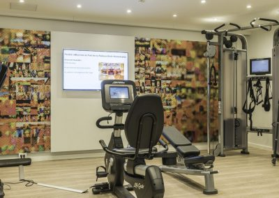 Park Inn Berlin Alexanderplatz Fitness