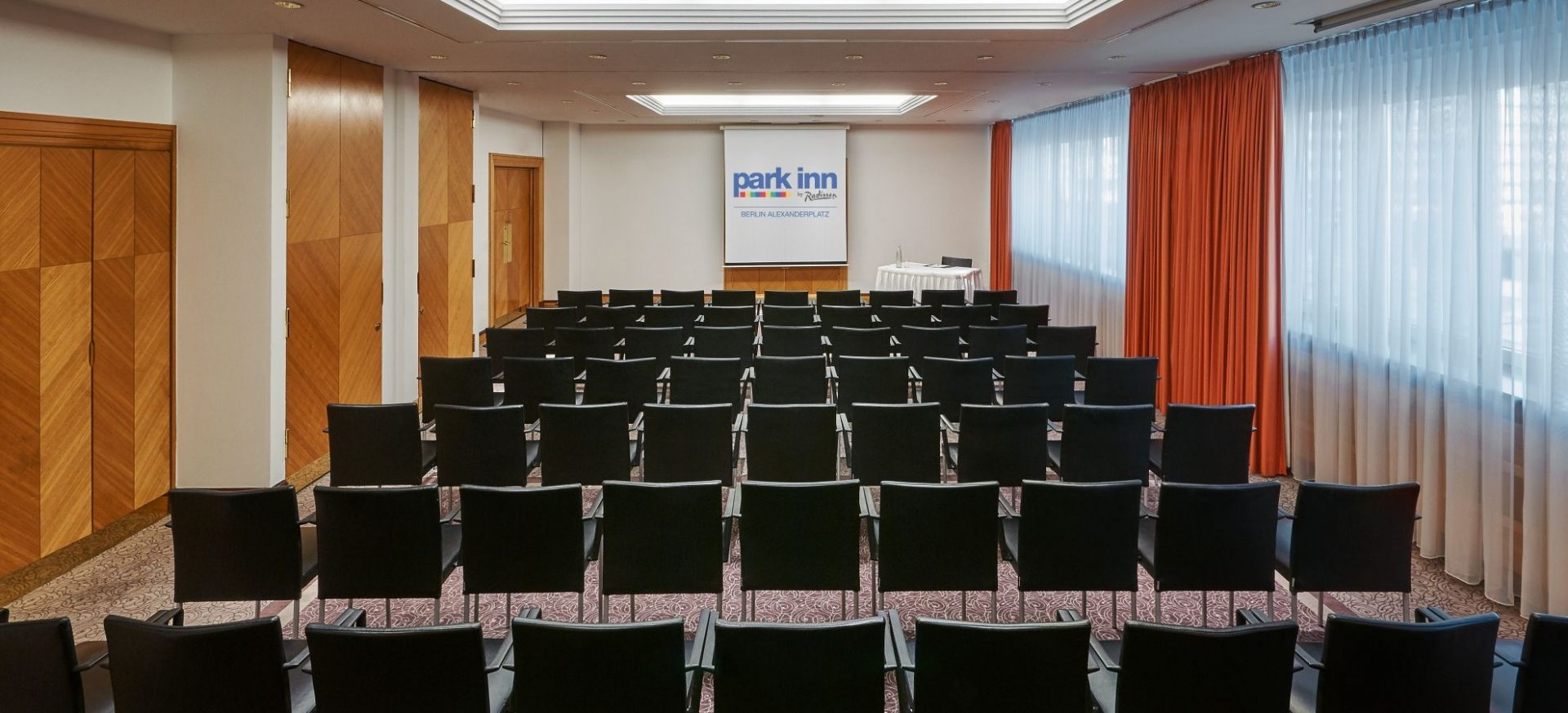 Park Inn Berlin Alexanderplatz Meeting Room