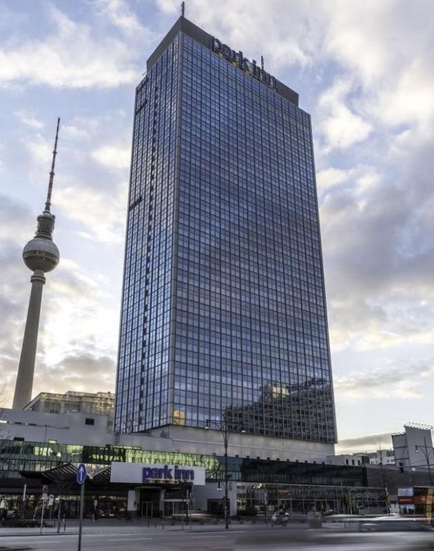 ParkInnbyRadissonBerlinAlexanderplatzAussenansicht