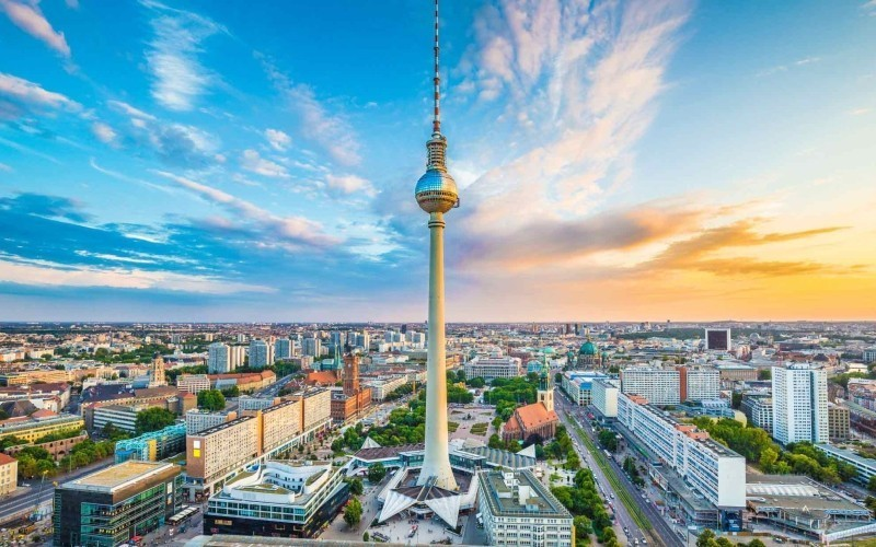 Park Inn by Radisson Berlin Alexanderplatz - Laufstrecken Berlin